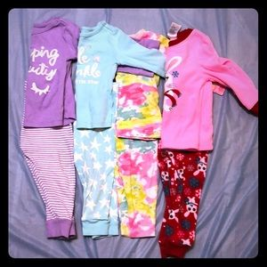 Other - 18m two piece girls pajamas